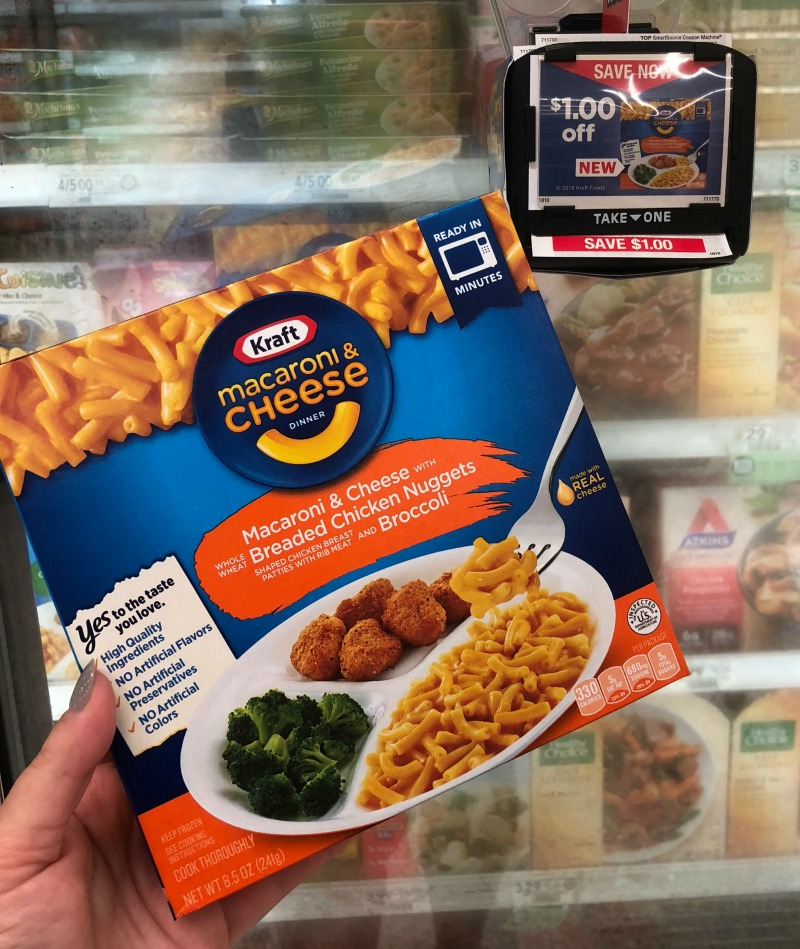 Kraft Macaroni And Cheese Frozen Dinners I Heart Publix