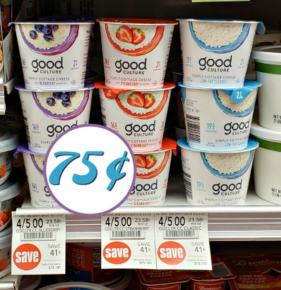 Good Culture Cottage Cheese Only 75 162 At Publix