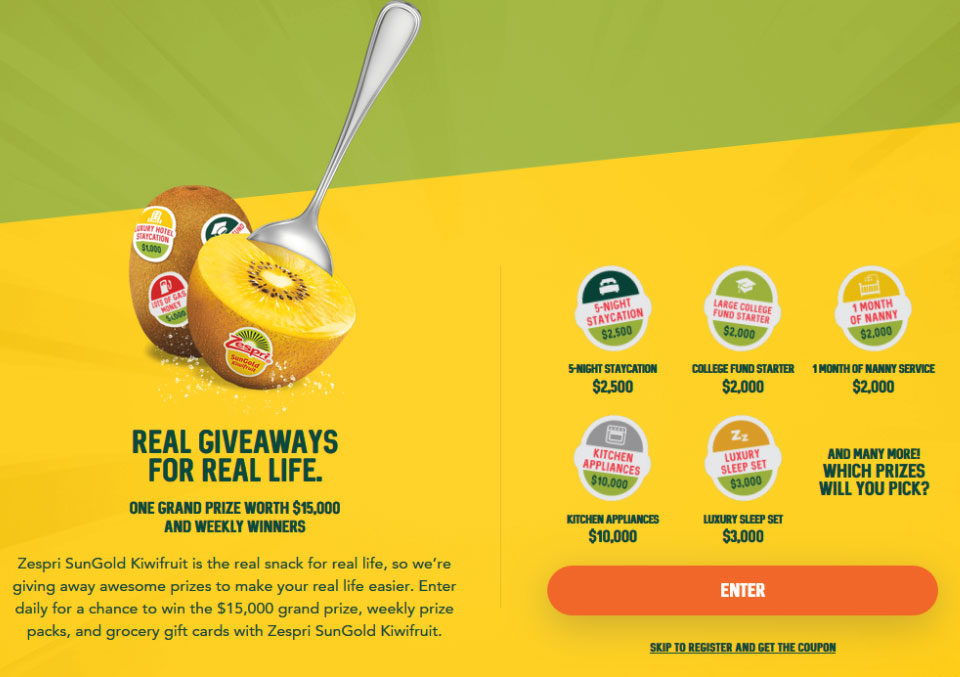 Smartsource sweepstakes 2018 disney