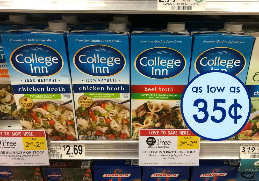 BROTH COUPONS