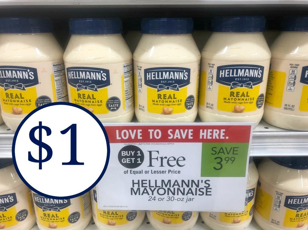 Hellmann Mayonnaise