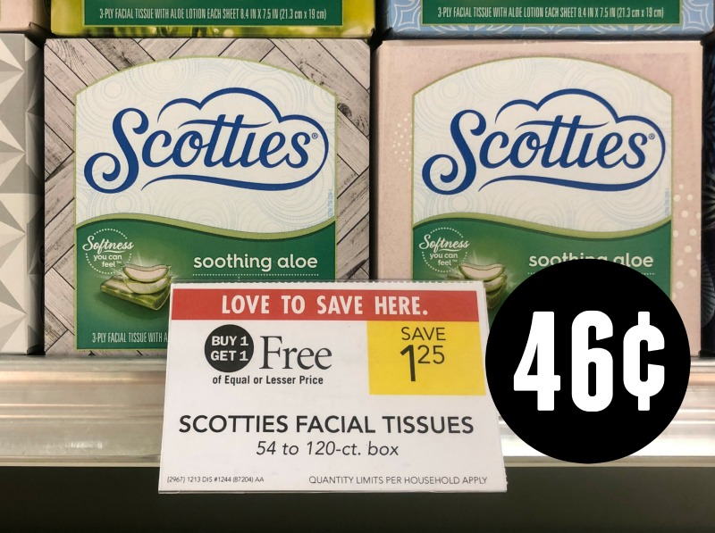 image relating to Scotties Tissues Printable Coupon called Scotties Facial Tissues, I Center Publix