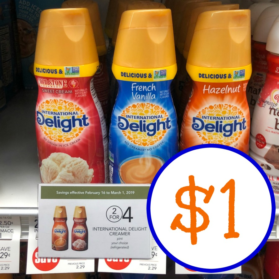 International Delight Coffee Creamer Just $2.50 At Publix on I Heart Publix