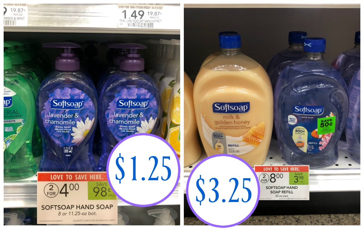 picture regarding Softsoap Printable Coupon identify Amazing Bargains Upon Softsoap Hand Cleaning soap With The Sale Coupon