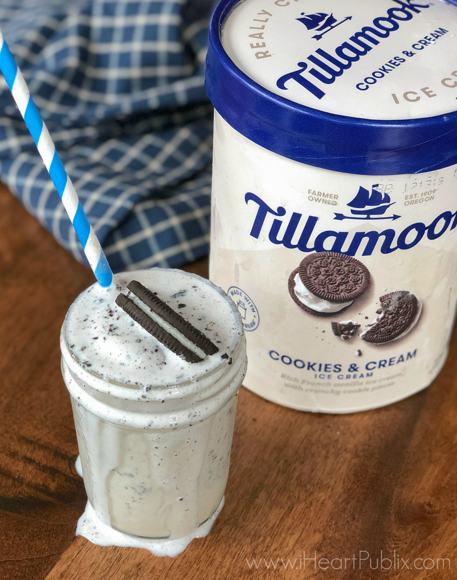 Tillamook Ice Cream I Heart Publix