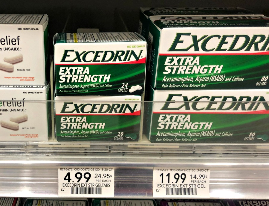 Excedrin Printable Coupons 2019