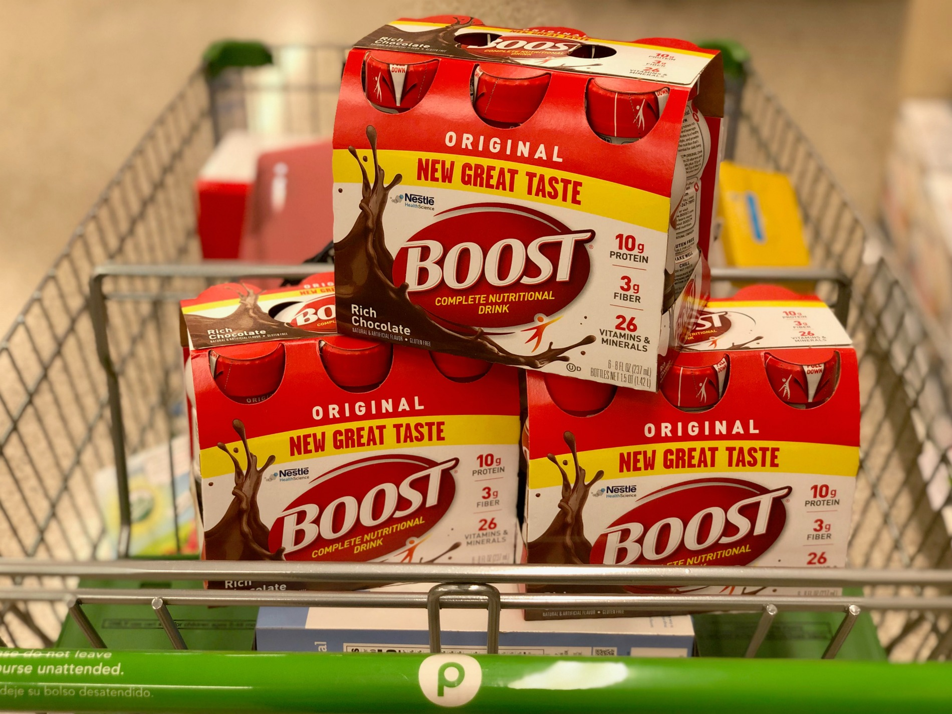 Super Price On BOOST® Nutritional Drinks At Publix - As Low As 72¢ Per Serving! on I Heart Publix 1