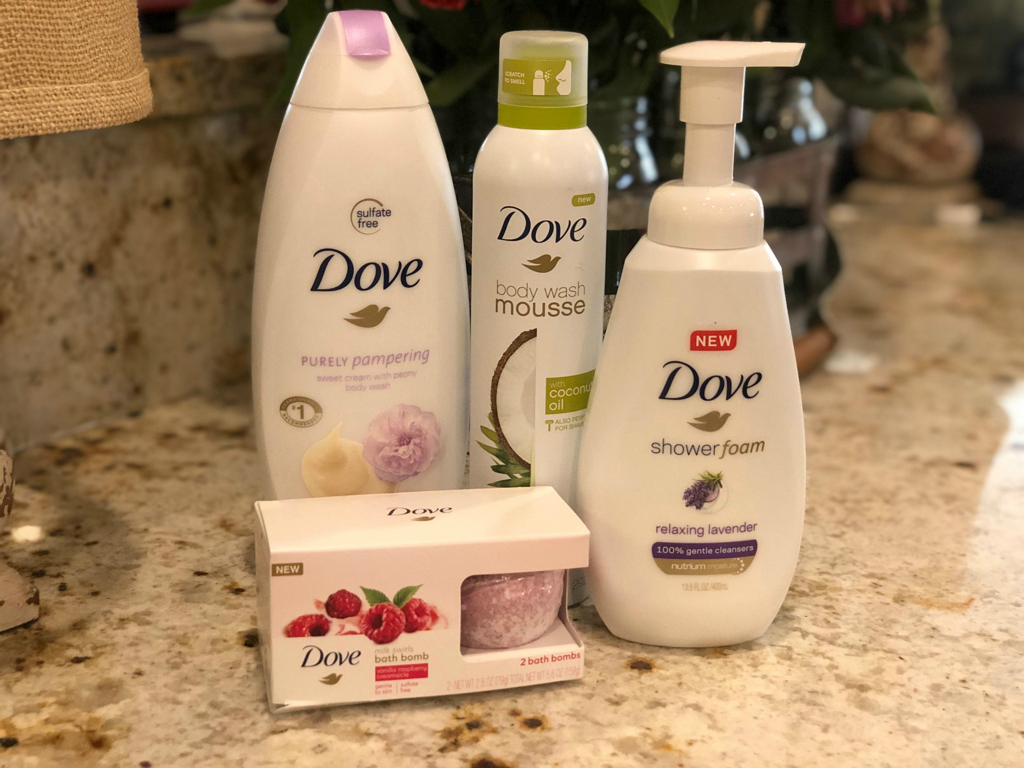 Pick Up Big Savings On Your Favorite Dove Cleansers At Publix With The New Coupon