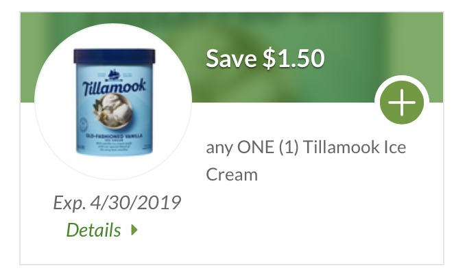 tillamook coupons 2019