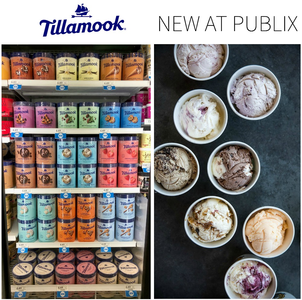 If So You Might Have Noticed A New Addition To The Ice Cream Section There Are Now Up EIGHTEEN Varieties Of Tillamook