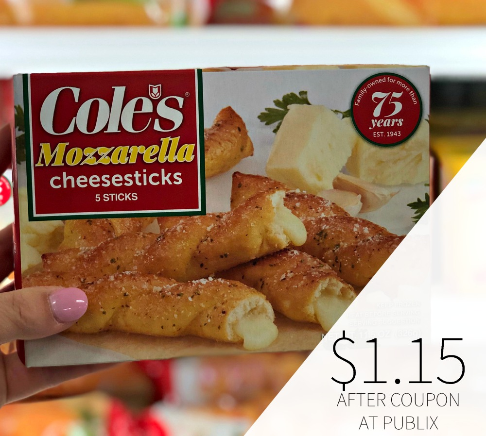 Cole's Bread Only $1.15 At Publix on I Heart Publix