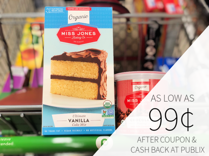 Miss Jones Products As Low 99 At Publix