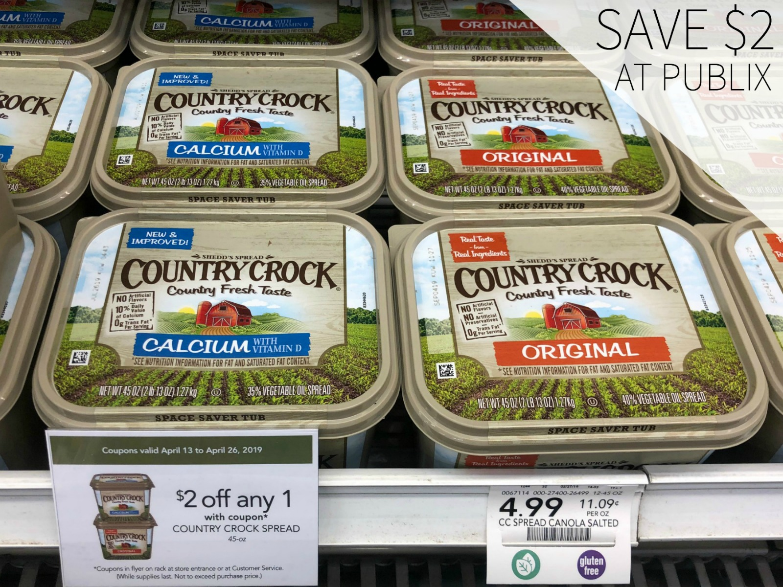 country Crock 1