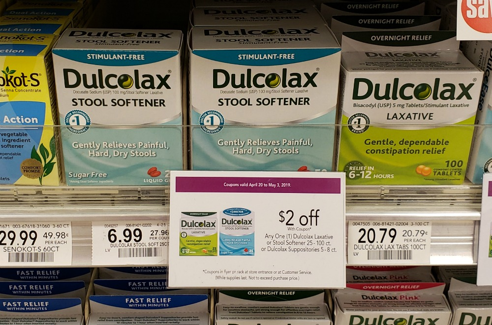 photograph regarding Dulcolax Coupon Printable identified as Refreshing Dulcolax Coupon In direction of Move With Our Publix Coupon - Conserve $4