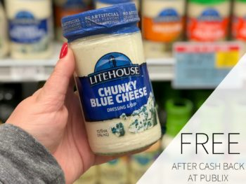 FREE Litehouse Dressing At Publix 1