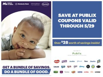 "Look For Tons Of New Publix Coupons In The ""Get a Bundle of Savings. Do a Bundle of Good"" Booklet on I Heart Publix 2"