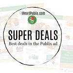 Publix Super Deals Week Of 4/22 - 4/24 (4/22 - 4/23 For Some) - SHORT AD