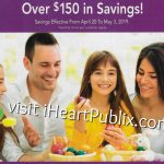 Publix Health And Beauty Advantage Buy Flyer Super Deals (Valid 4/20 to 5/3)