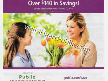 Publix Health And Beauty Advantage Buy Flyer Super Deals (Valid 5/4 to 5/17) from Deals Purple Advantage Buy Flyers on I Heart Publix