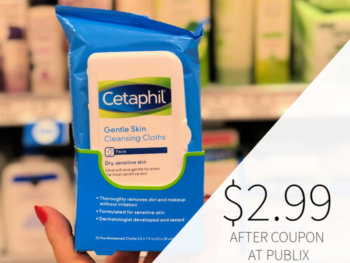 image regarding Cetaphil Coupons Printable known as Cetaphil coupon, I Center Publix