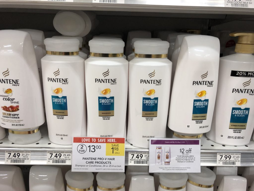 Pantene Pro-V Hair Care Products Only $3 At Publix on I Heart Publix