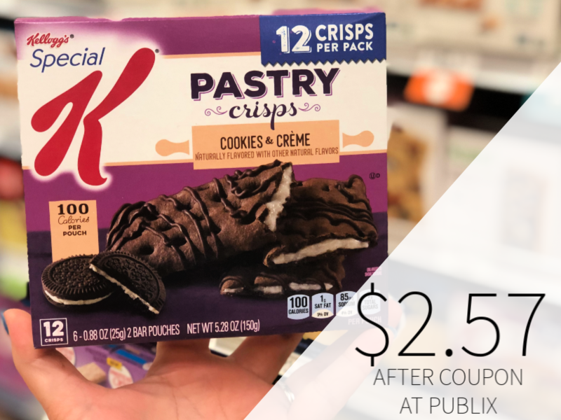 special k pastry crisps coupon