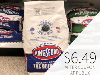 Kingsford Charcoal Briquets Only $6.49 At Publix on I Heart Publix 1