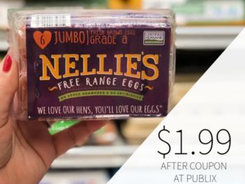 Nellie's Free Range Eggs Only $1.99 At Publix on I Heart Publix 1