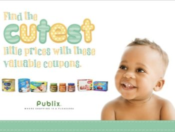 New Baby Booklet - Find The Cutest Little Prices Coupon Valid Through 6/27 on I Heart Publix