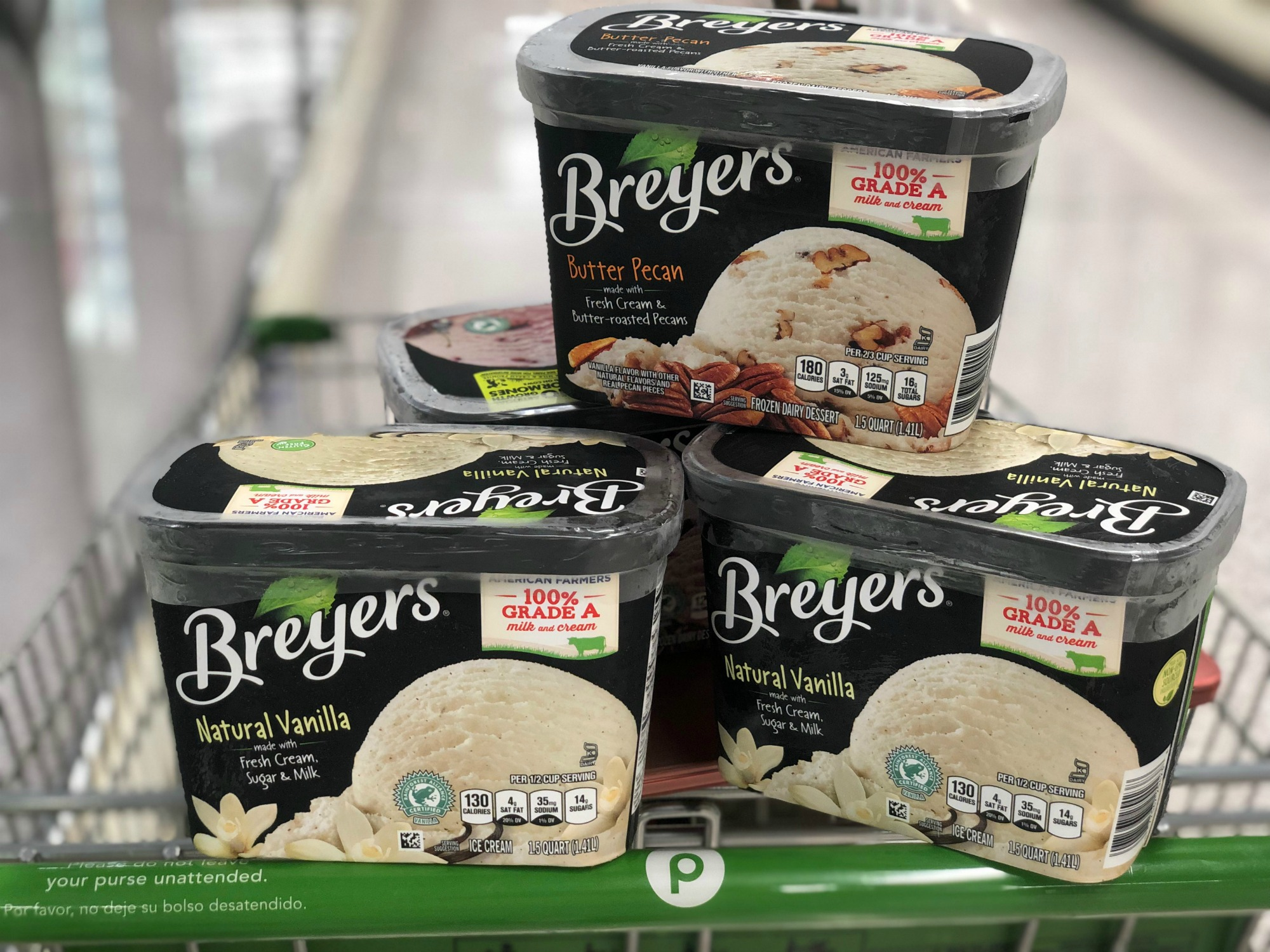 Fantastic Deal On Breyers Ice Cream This Week At Publix - Stock Your Freezer At A Great Price. on I Heart Publix
