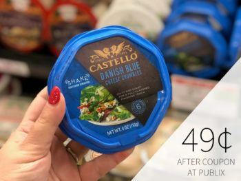 Castello Cheese As Low As 49¢ At Publix on I Heart Publix