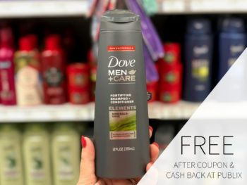 FREE Dove Men+Care Shampoo At Publix on I Heart Publix 1