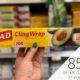 Glad ClingWrap Just 85¢ At Publix on I Heart Publix 1