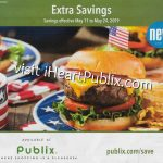 "Publix Grocery Advantage Buy Flyer – ""Extra Savings"" Valid 5/11 to 5/24 on I Heart Publix"