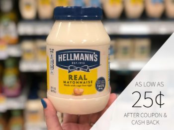 Hellmann's Mayonnaise As Low As $1 At Publix on I Heart Publix 1