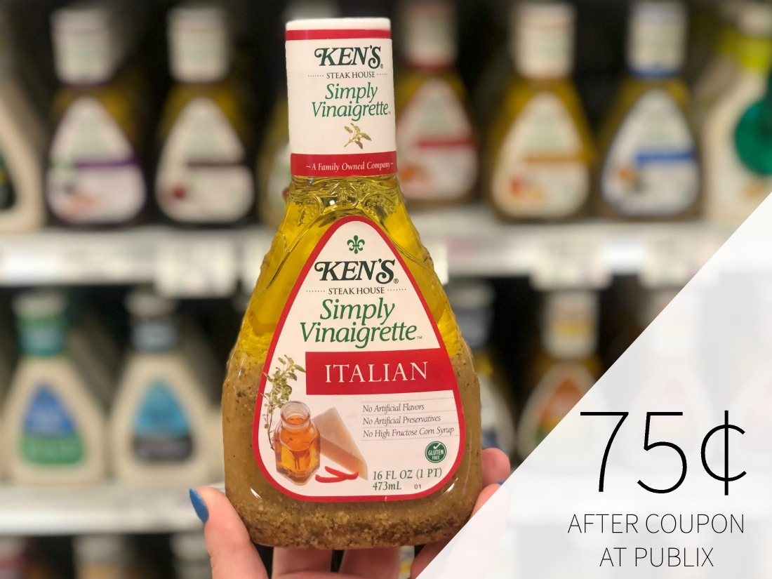 Ken's Dressing As Low As 75¢ At Publix on I Heart Publix