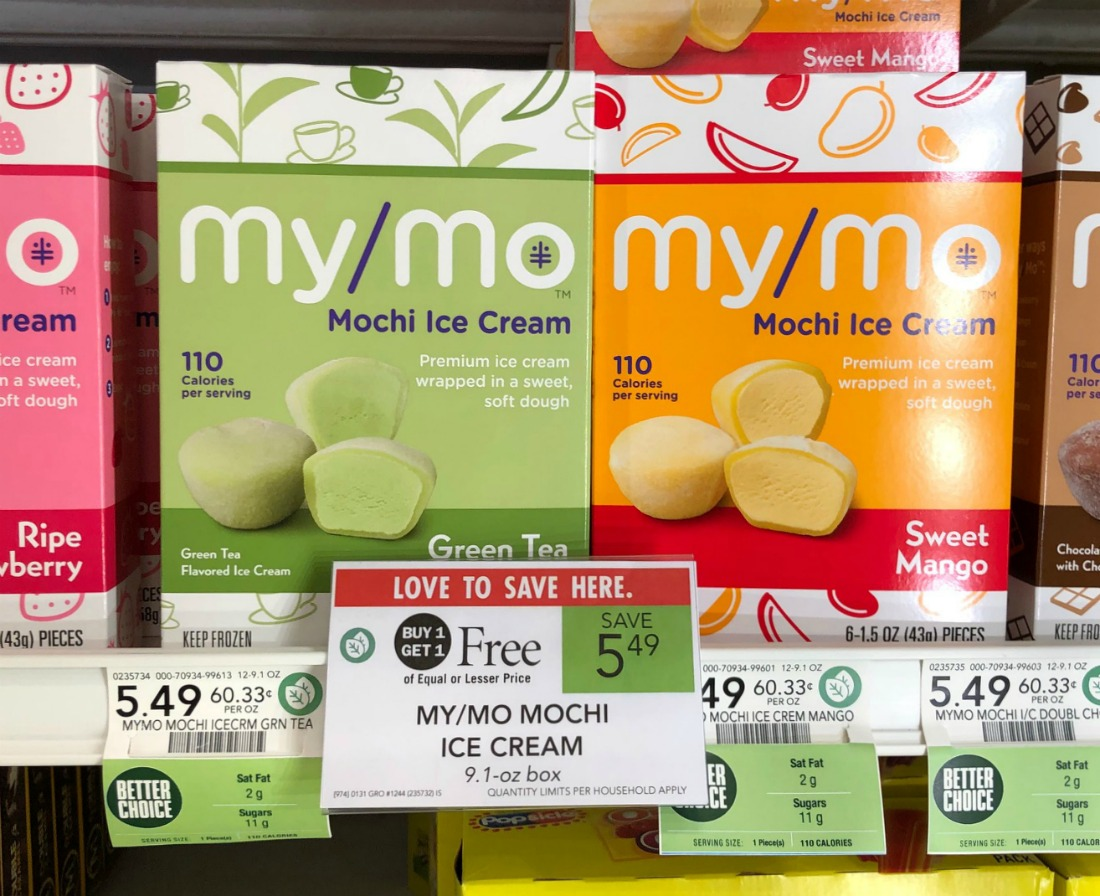 My/Mo Mochi Ice Cream - Just $1.75 At Publix on I Heart Publix