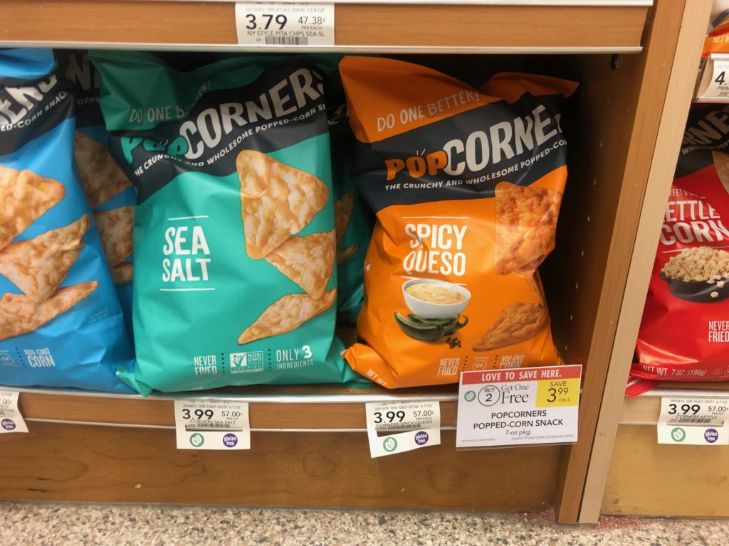 Popcorners Popped-Corn Snack on I Heart Publix