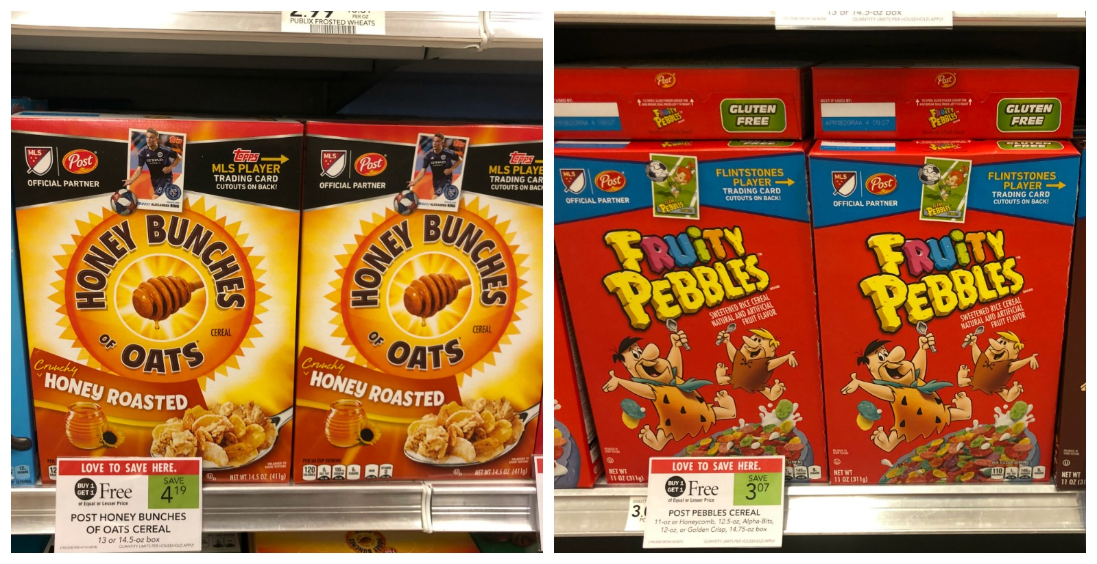 Stock Up On Post Cereal & Start Your Day With A Kick! Your Favorite Cereals Are Buy One, Get One FREE At Publix on I Heart Publix