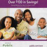 Publix Health & Beauty Advantage Buy Flyer Valid 5/18 to 5/31 on I Heart Publix