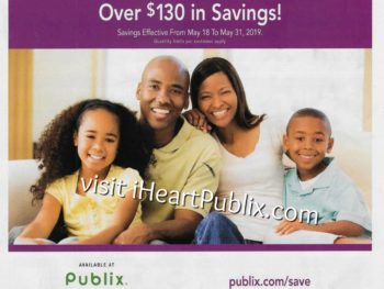 Publix Health & Beauty Advantage Buy Flyer Valid 5/18 to 5/31 on I Heart Publix