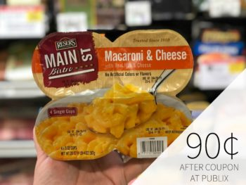 Reser's Main St. Bistro Baked Sides Just 90¢ At Publix on I Heart Publix 1