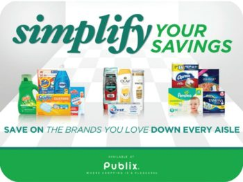 Amazing Deals On The Brands You Love - Simplify Your Savings At Your Local Publix on I Heart Publix 2