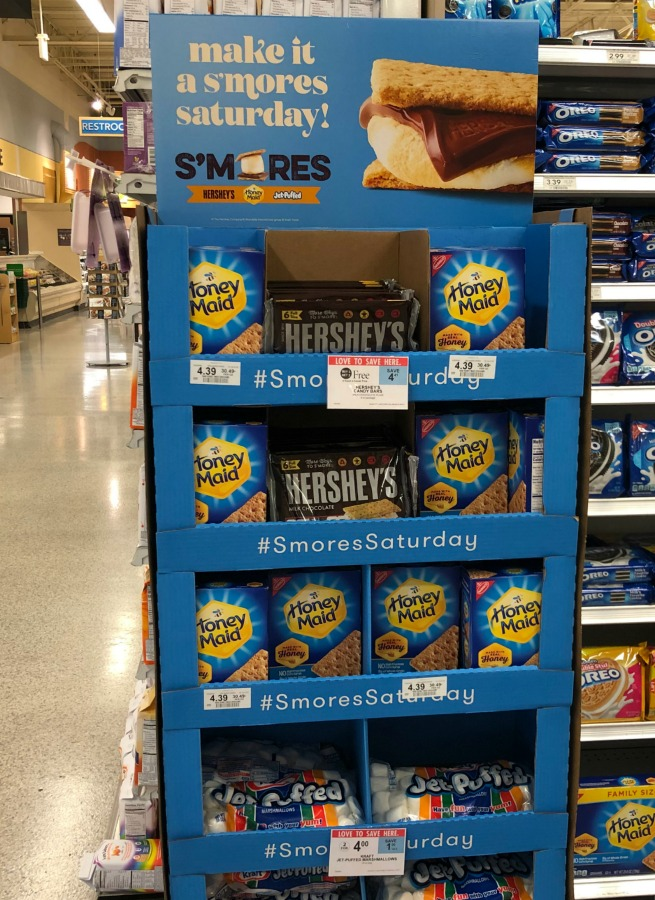 Cheap S'mores Fixin's At Publix With Checkout 51 on I Heart Publix