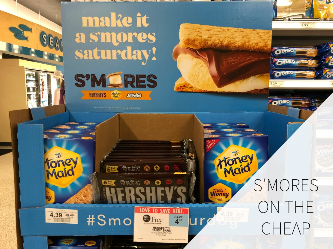 Cheap S'mores Fixin's At Publix With Checkout 51 on I Heart Publix 1