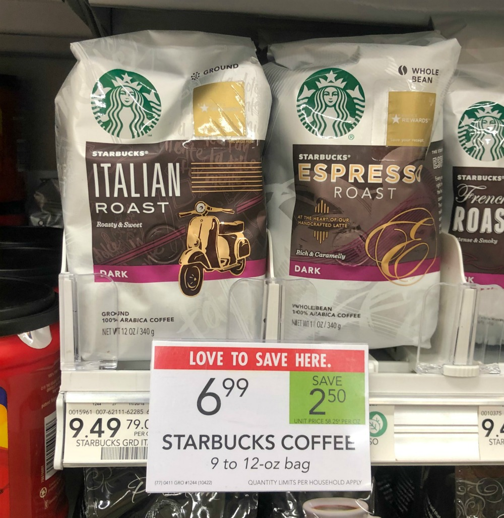 image regarding Starbucks Coffee Coupons Printable named Starbucks Espresso Discount codes For The Publix Sale