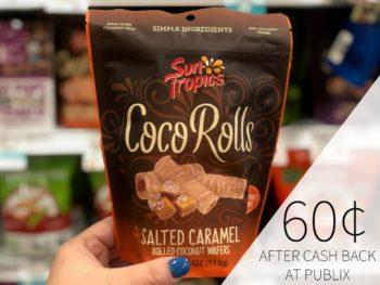 SunTropics Coco Rolls Just 60¢ At Publix on I Heart Publix 1