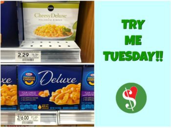 Try Me Tuesday - Publix Deluxe Macaroni & Cheese on I Heart Publix