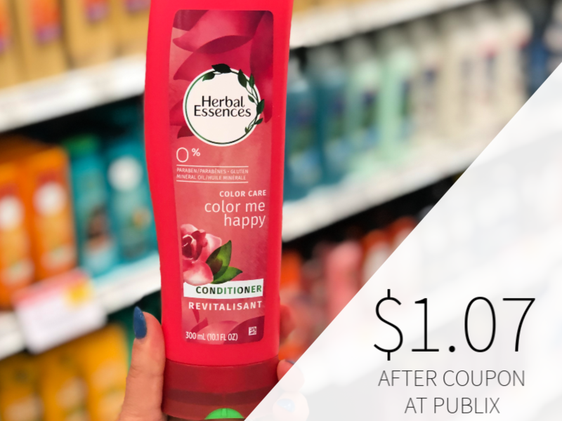 Herbal Essences Only $1.07 At Publix on I Heart Publix 1
