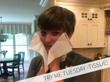 Try Me Tuesday - Publix Tissue on I Heart Publix 2